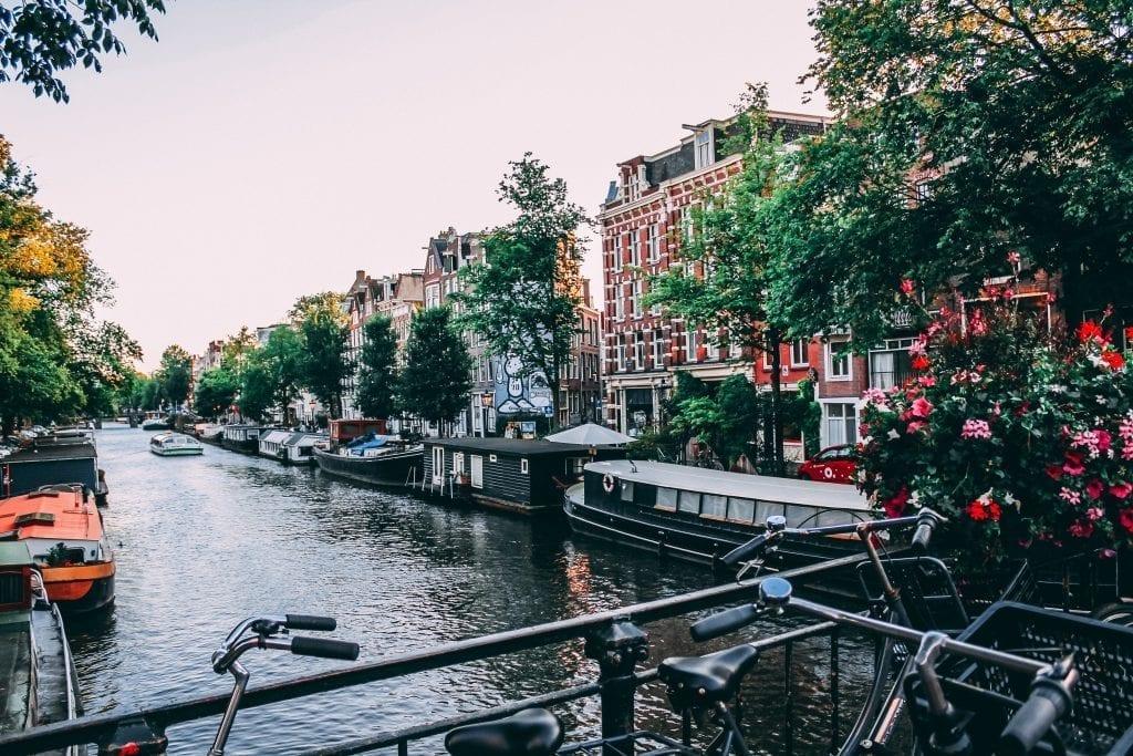 Ontdek Amsterdam op een fraaie manier